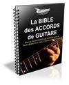 La bible des accords de guitare - Bonus de la Méthode Guitare Domination