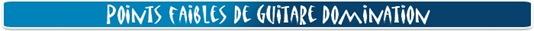 Critique de Guitare Domination : Les Points Faibles de la Méthode Guitare Domination