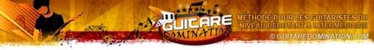 Volume 1 de la Méthode Guitare Domination