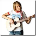 Des cours de guitare pour les grands débutants...