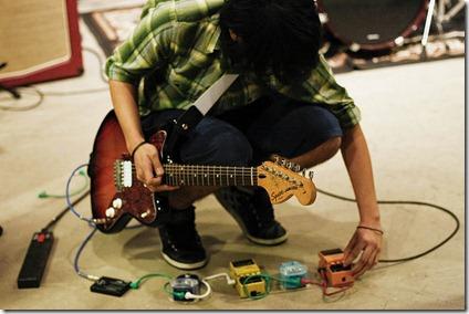 Faites une bonne première impression à la  guitare - Photo : Hoong Wei Long