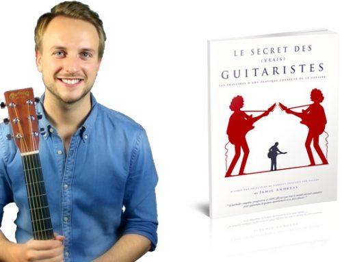 Interview d'Edouard du Secret des Vrais Guitaristes