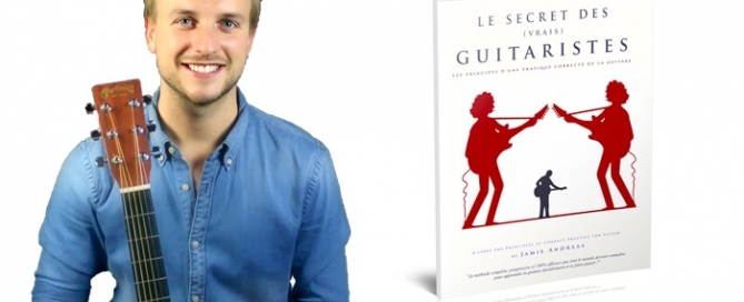 Interview Edouard - Secret des vrais guitaristes